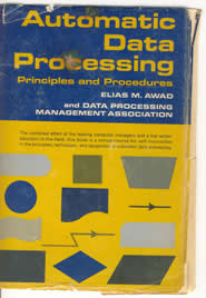 Book cover: Automatic Data Processing: Principles and Procedures.